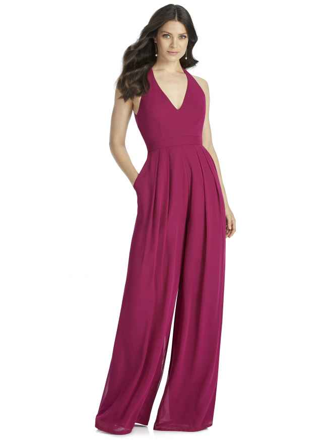 Dessy Arielle 3046 Front Bridesmaids Dress Sass and Grace Bridal