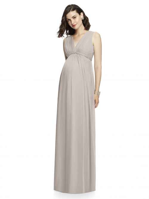 Dessy M429 Front Maternity Bridesmaids Dress Sass and Grace Bridal