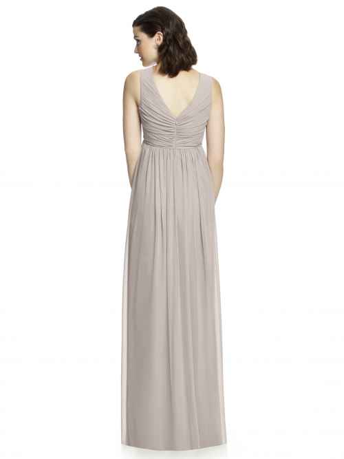 Dessy M429 Rear Maternity Bridesmaids Dress Sass and Grace Bridal
