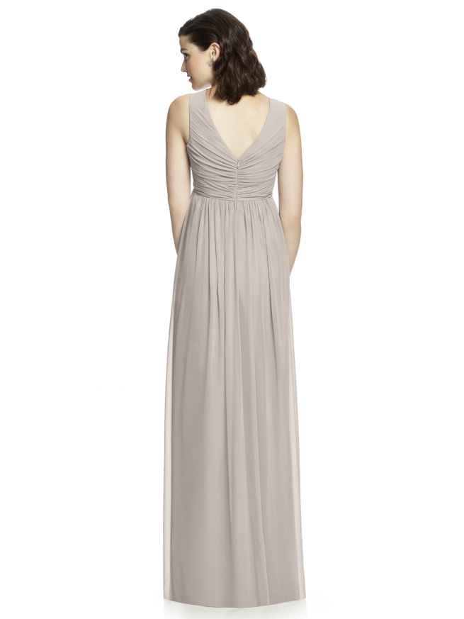 Dessy M429 Rear Maternity Bridesmaids Dress Sass and Grace Bridal