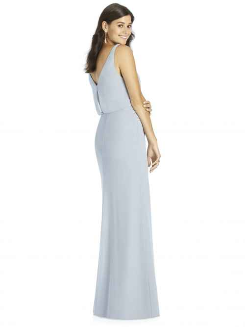 Dessy TH006 Rear Bridesmaids Dress Sass and Grace Bridal