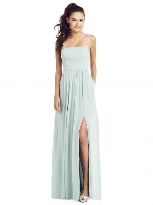 Dessy TH017 Front Bridesmaids Dress Sass and Grace Bridal