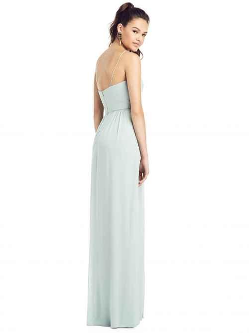 Dessy TH017 Rear Bridesmaids Dress Sass and Grace Bridal