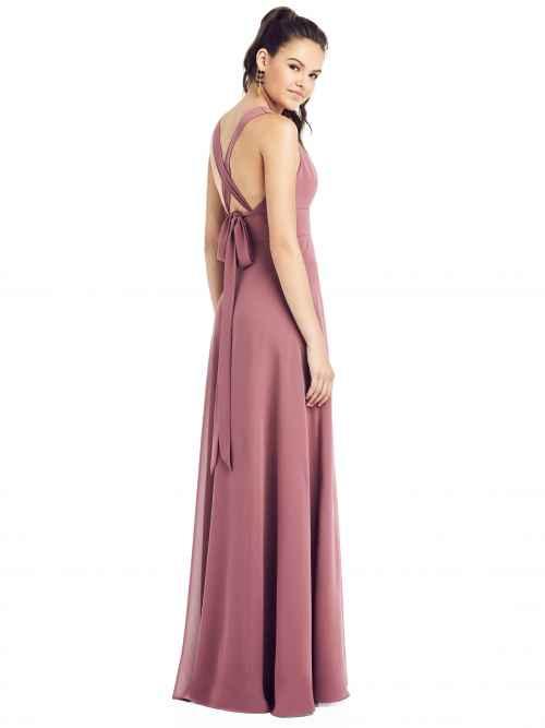 Dessy TH019 Rear Bridesmaids Dress Sass and Grace Bridal