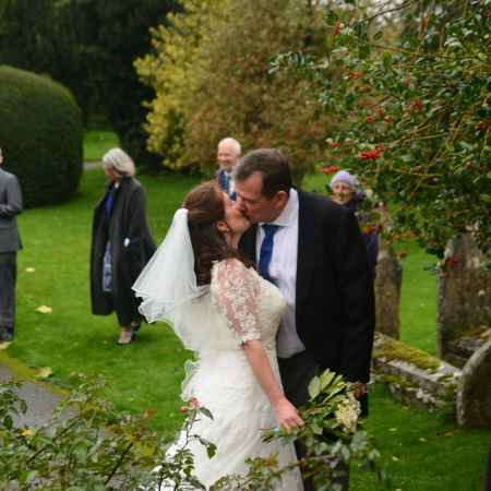 Ali and Kevin Lockdown wedding