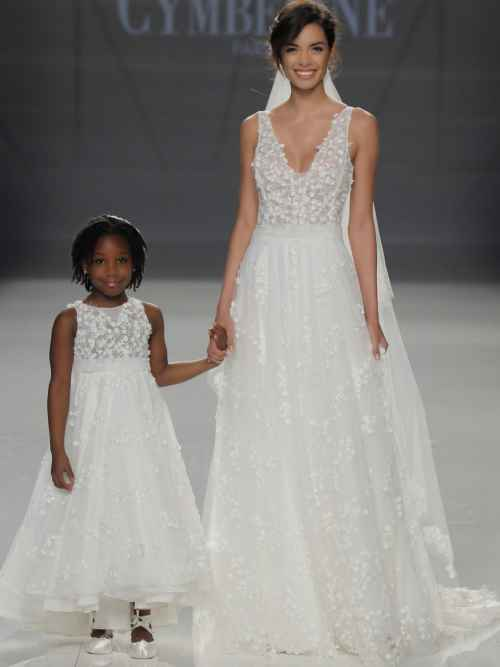 Cymbeline Cameron Front Wedding Dress Sass and Grace Bridal