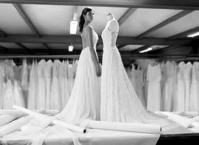 Cymbeline Figue Back Wedding Dress Sass and Grace Bridal