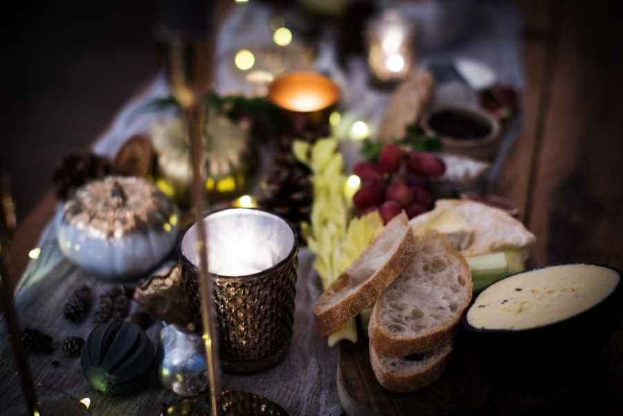 Styled Shoot for a Autumnal Wedding at Burley Manor in the New Forest