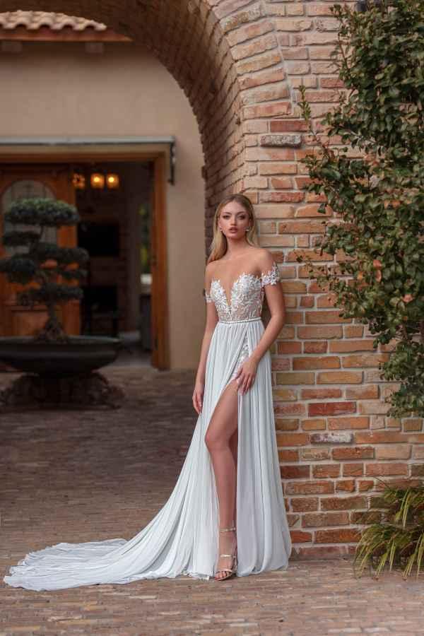 Julie Vino 2056 wedding dress at Sass & Grace Bridal Boutique