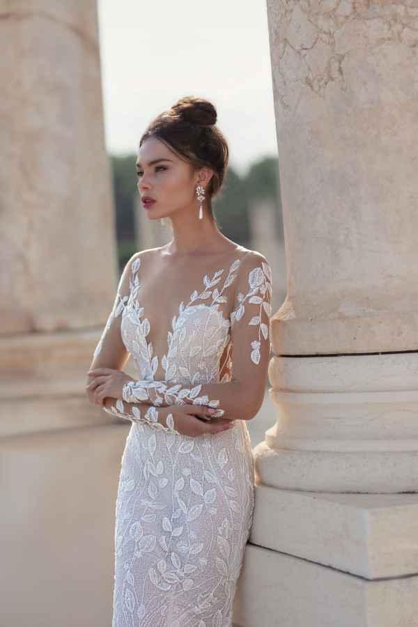 Julie Vino 2103 wedding dress at Sass & Grace Bridal Boutique