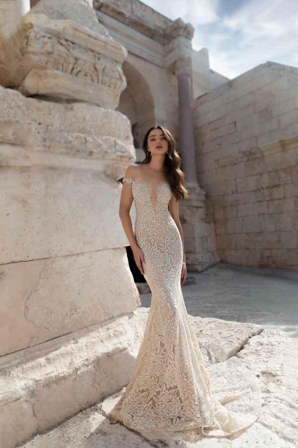 Julie Vino 2104 wedding dress at Sass & Grace Bridal Boutique