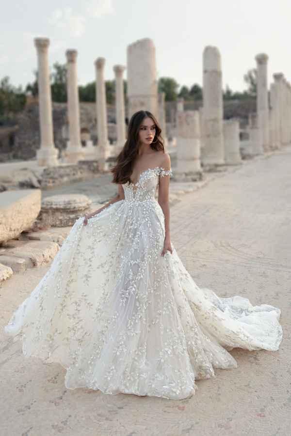 Julie Vino 2107 wedding dress at Sass & Grace Bridal Boutique