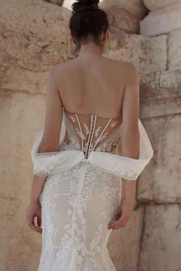 Julie Vino 2108 wedding dress at Sass & Grace Bridal Boutique