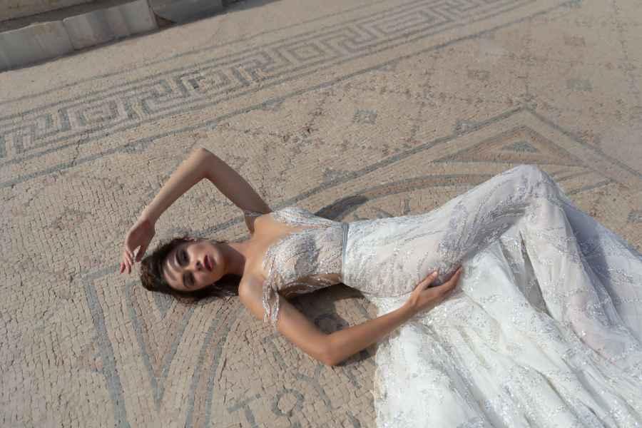 Julie Vino 2109 wedding dress at Sass & Grace Bridal Boutique