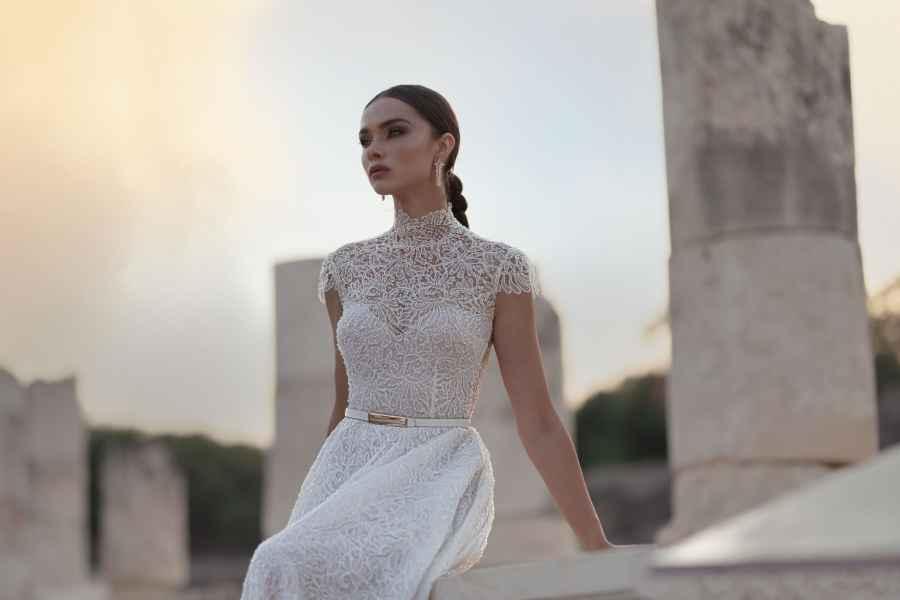 Julie Vino 2110 wedding dress at Sass & Grace Bridal Boutique