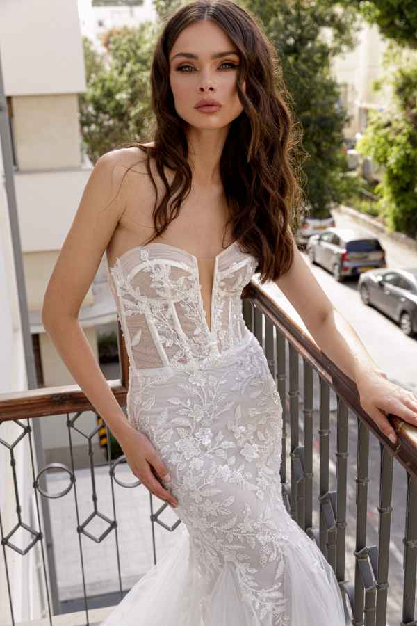 Julie Vino 2202 wedding dress at Sass & Grace Bridal Boutique