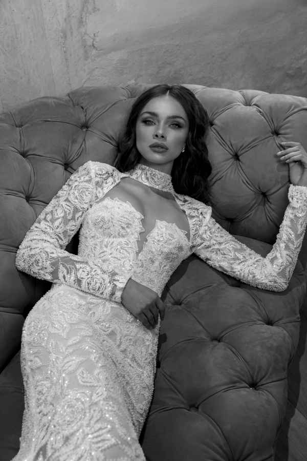 Julie Vino 2208 wedding dress at Sass & Grace Bridal Boutique